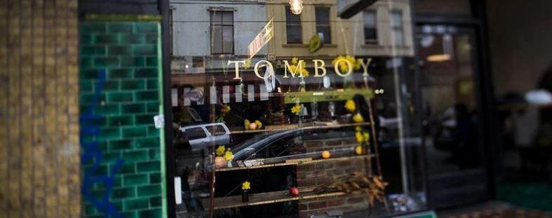 Tomboy on smith street
