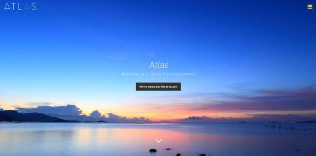 Atlas.com.au Travel Homepage - Samantha Little Content