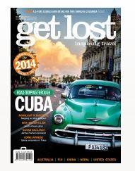 get lost magazine